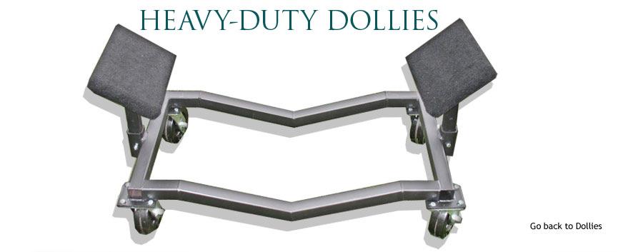 Heavy Duty Dollies | Host Marine Transport Systems