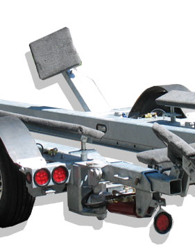 Gold Star Hydraulic Boat Trailer Series GS 3800