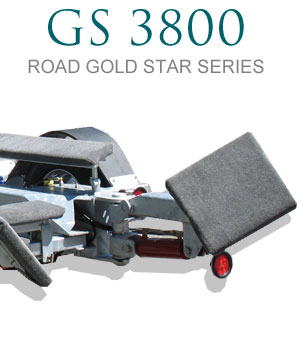 Road Gold Star Boat Trailer Series GS 3800