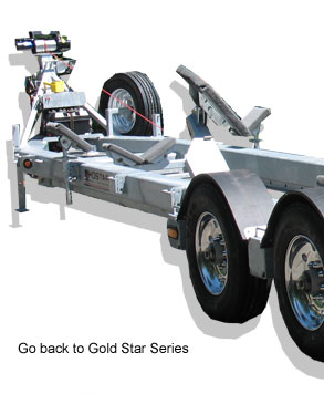 Road Trailer Gold Star Series GS 3800