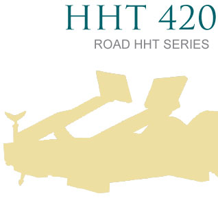 Road HHT Boat Trailer Series 4200