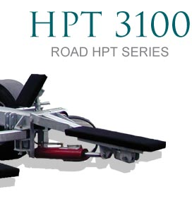 Hydraulic Road HPT Boat Trailer Series 3100