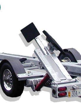 Road HSTA Boat Trailer Series GS 3400