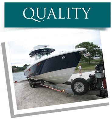 High Quality Boat Trailers